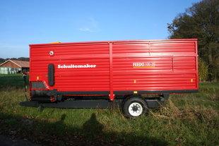 Schuitemaker Feedo 100 forage box-feeder