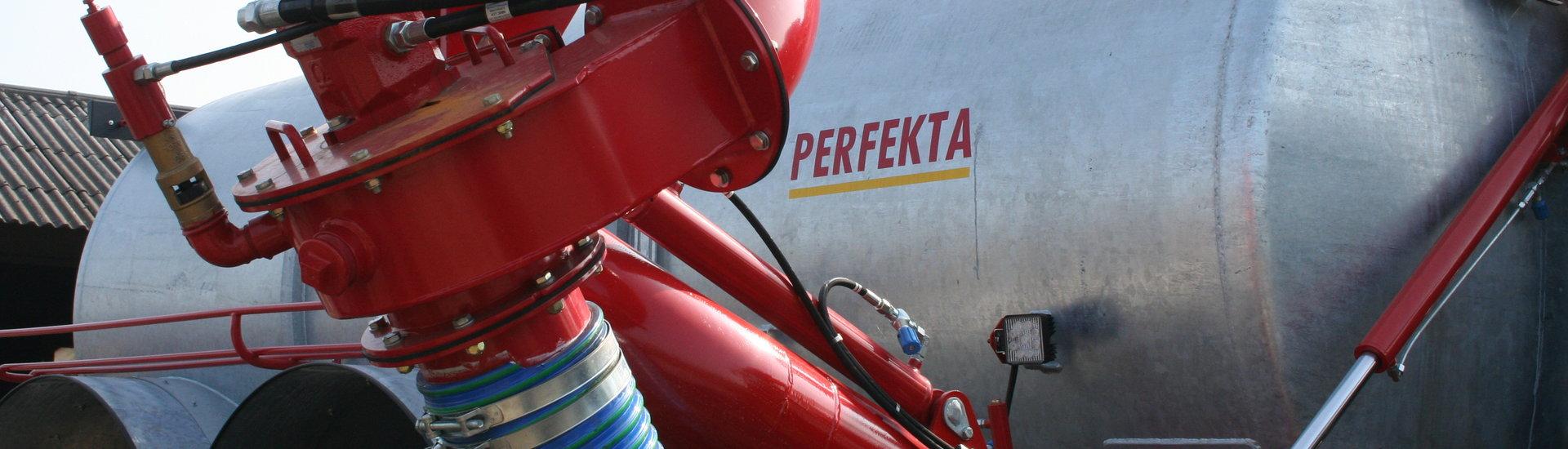 Schuitemaker Vacuumpomp tankwagen