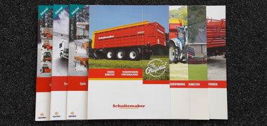 Schuitemaker brochures