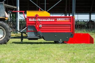 Schuitemaker Amigo 20 S voerwagen