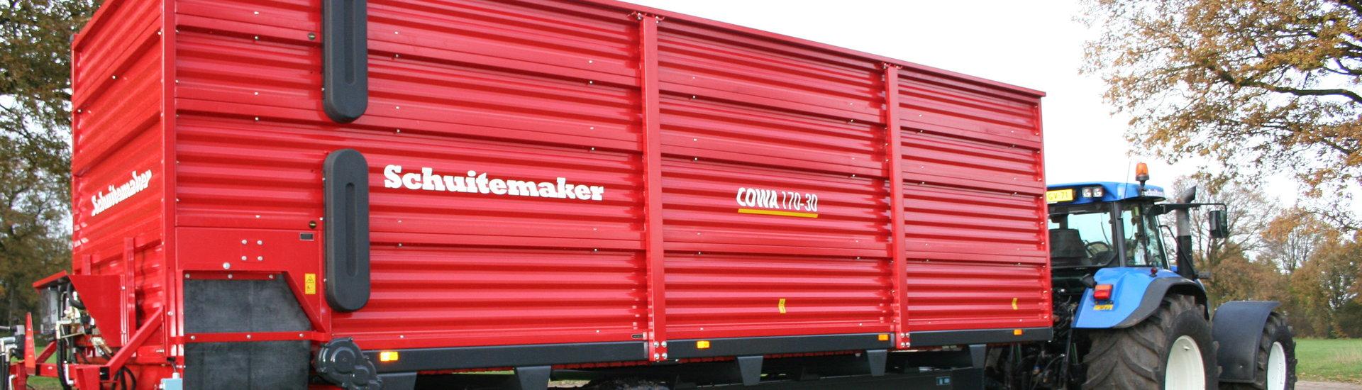 Schuitemaker Cowa compostwagen