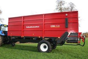 Schuitemaker Cowa 170 Deckerdewagen