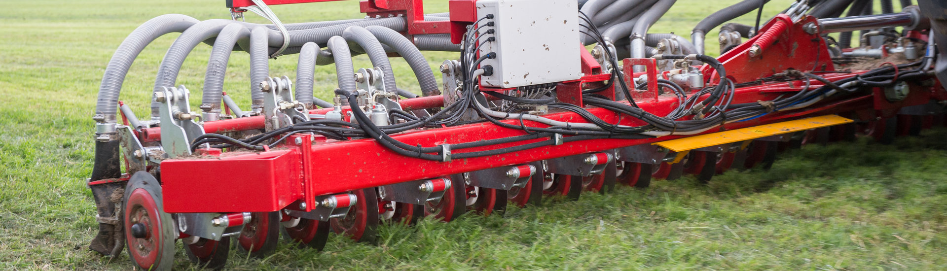 Schuitemaker GPS grassland injector