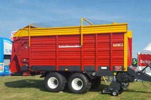 Schuitemaker Rapide 58 V opraapwagen
