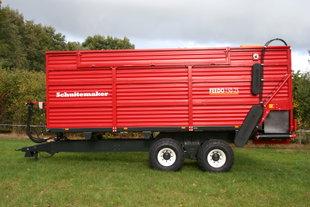Schuitemaker Feedo 150 voerwagen