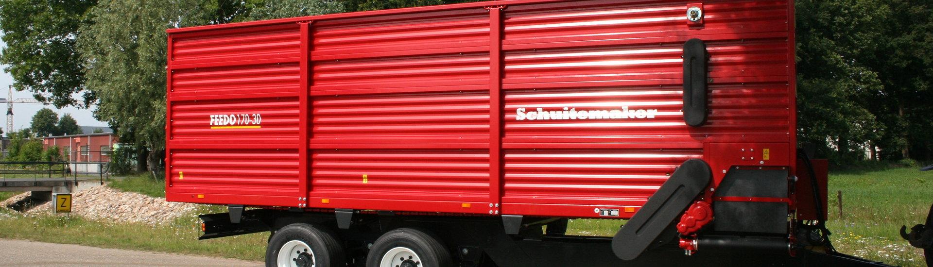 Schuitemaker Futterverteilwagen