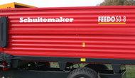 Schuitemaker voerdoseerwagen Feedo