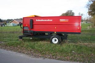 Schuitemaker Feedo 50 voerdoseerwagen