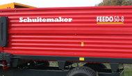 Schuitemaker Futterverteilwagen Feedo