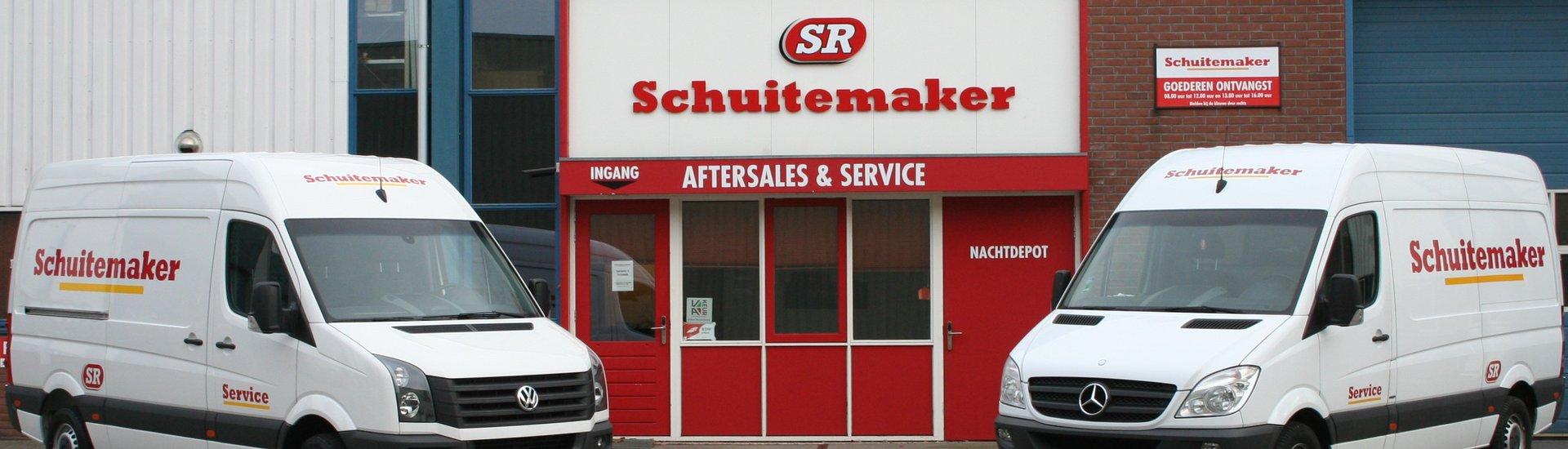 Schuitemaker Machines service