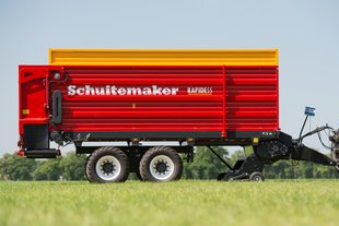 Schuitemaker Rapide 55 loader wagon