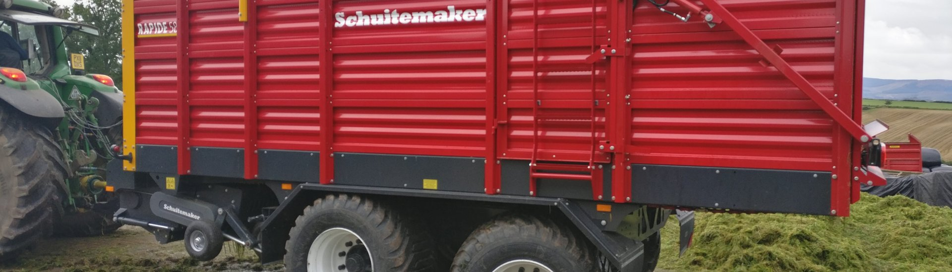 Schuitemaker Rapide Farmer 58