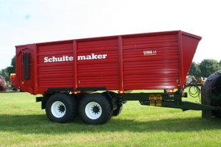 Schuitemaker Siwa 64 silagewagen
