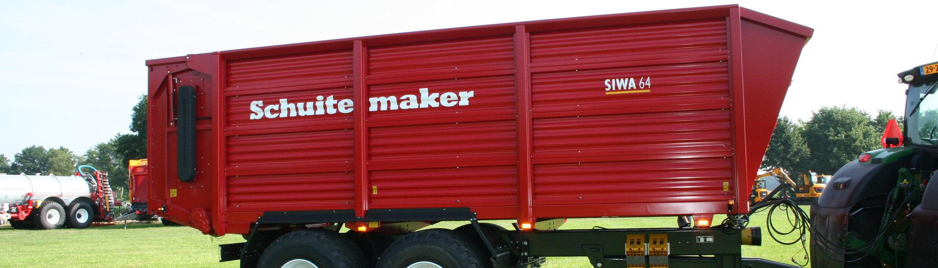 Schuitemaker Häckseltransportwagen