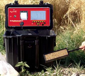 Nieuw: Rapide met NIR-sensor voor drogestofbepaling