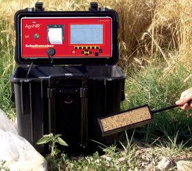 Neu: Rapide mit NIR-sensor für die Trockenmassebestimmung