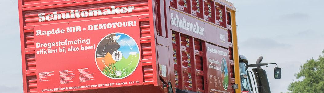 Schuitemaker Rapide ladewagen