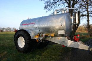 Schuitemaker Perfekta 100 vacuumtankerwagon