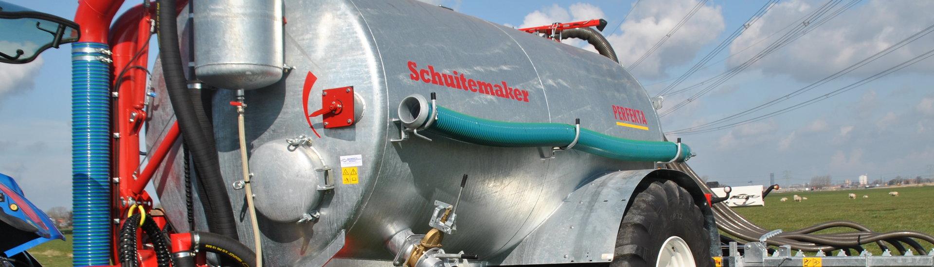 Schuitemaker Vacuumtank
