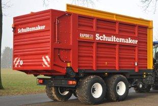 Schuitemaker Rapide 520 S / W opraapwagen | dubbeldoel