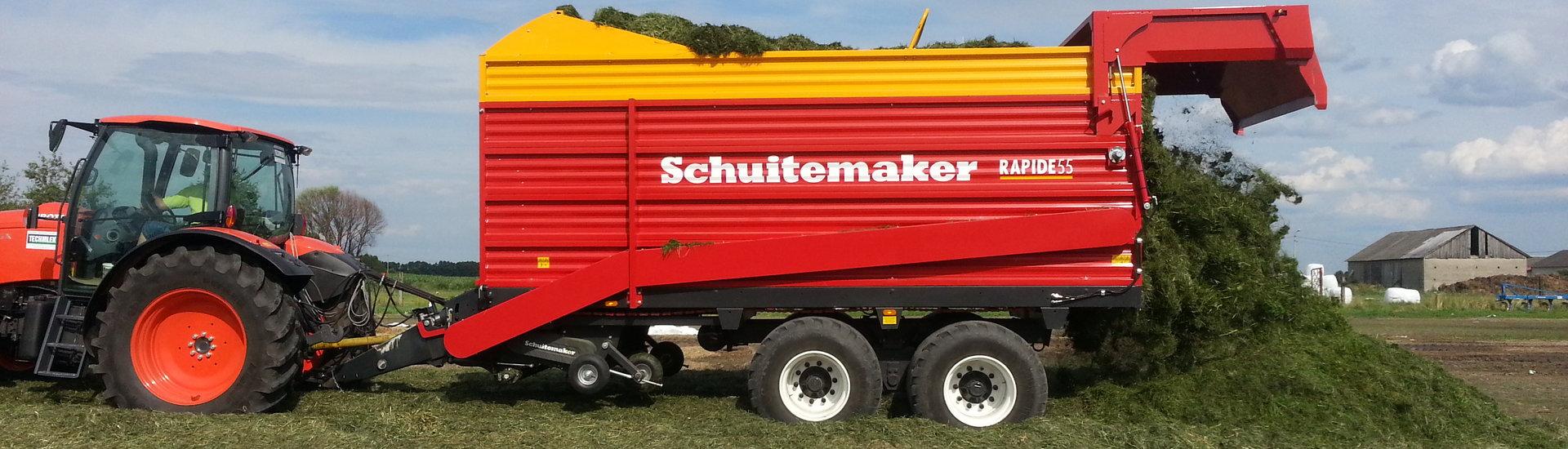 Schuitemaker Rapide loader wagon
