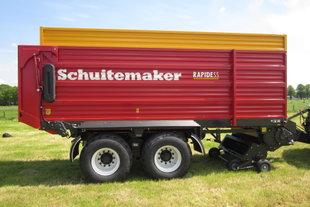 Schuitemaker Rapide 55 opraapwagen