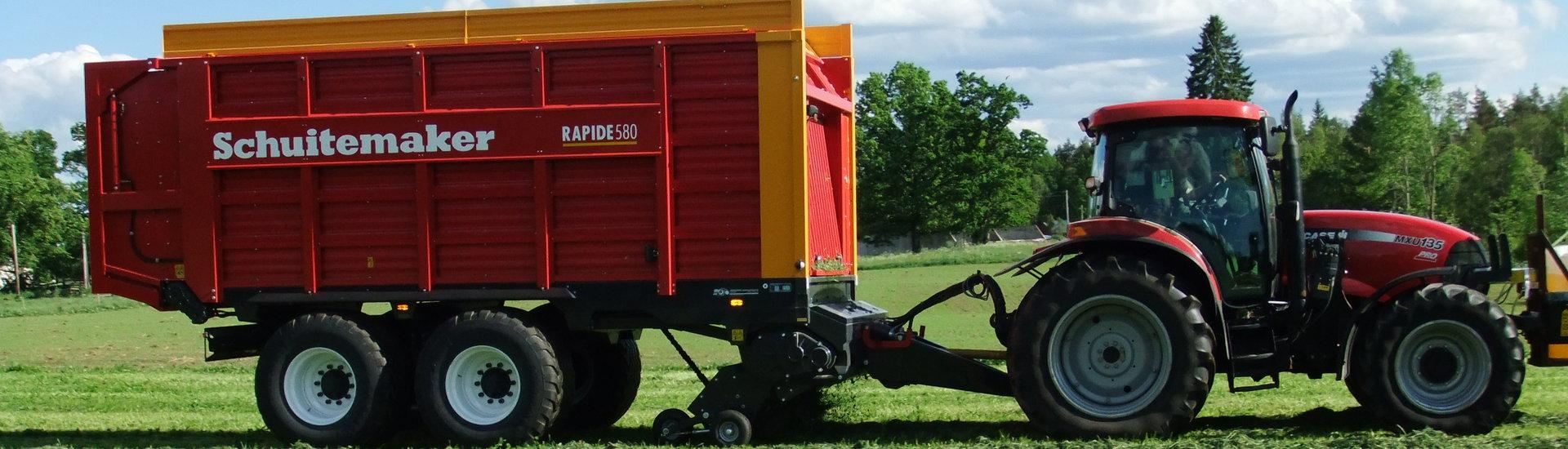 Schuitemaker Rapide dubbeldoelwagen