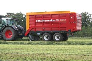 Schuitemaker Rapide 580 loaderwagon
