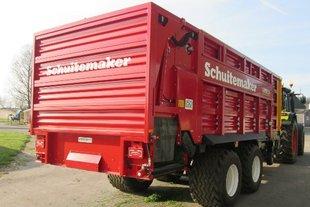 Schuitemaker Rapide 580 voerwagen
