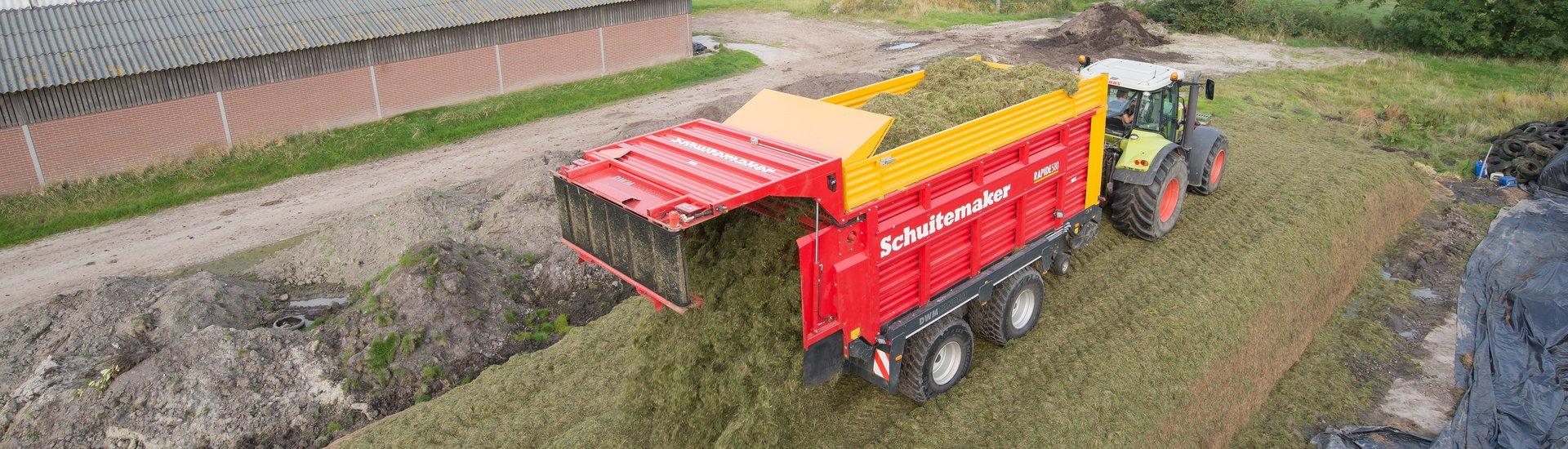 Schuitemaker Rapide Fütternwagen