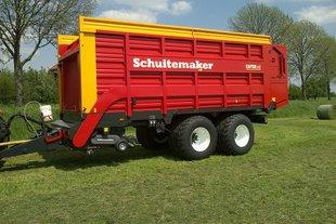 Schuitemaker Rapide 660 opraapwagen