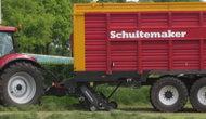 Schuitemaker Rapide opraapsnijwagen