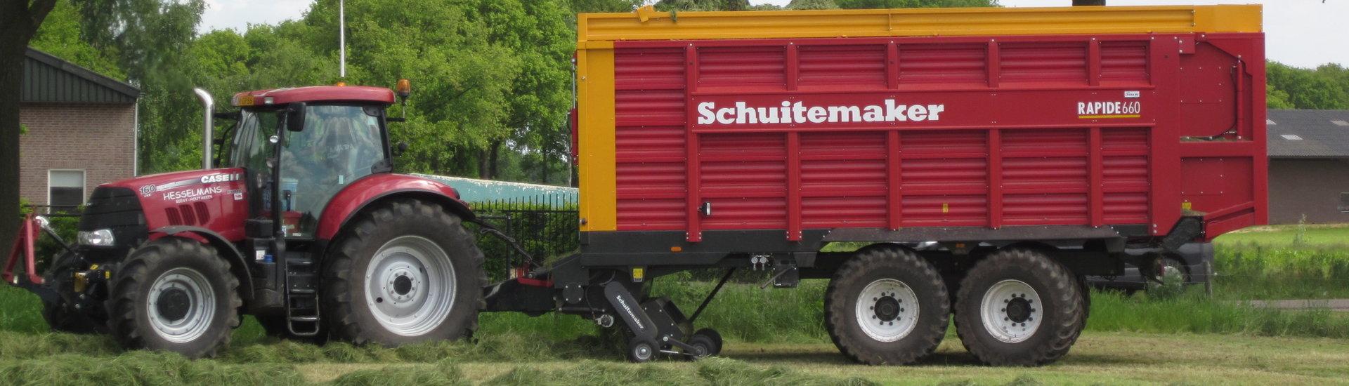 Schuitemaker Rapide foragewagon