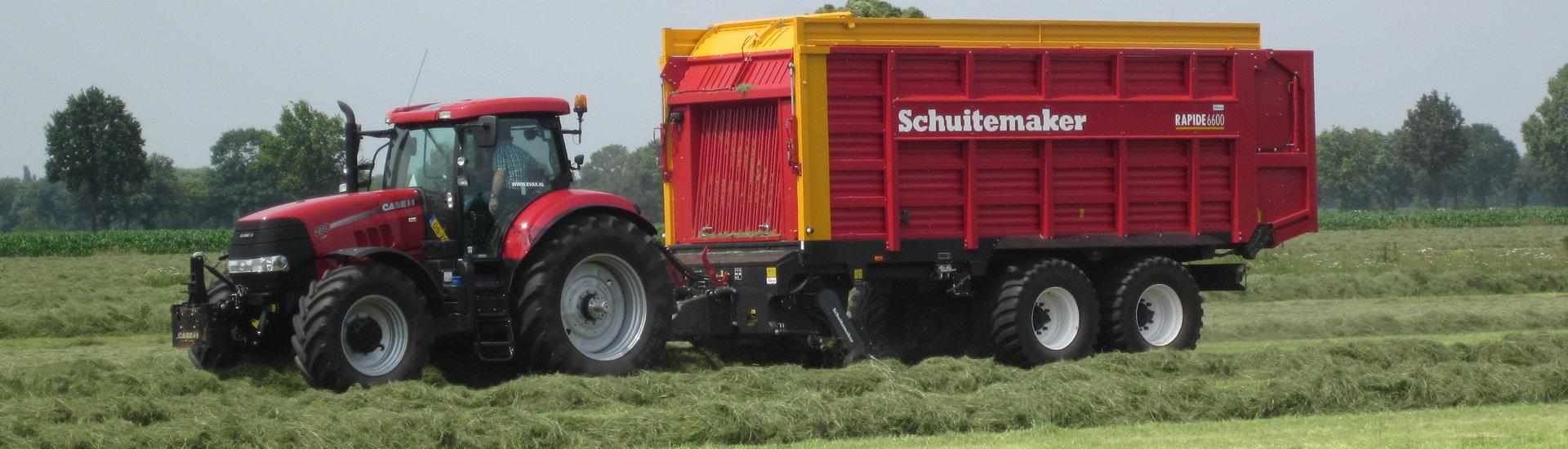 Schuitemaker Rapide 1000 serie
