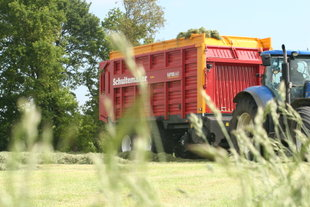 schuitemaker Rapide 6600 loader wagon