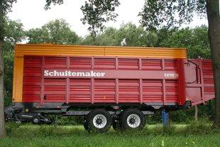 Schuitemaker Rapide 780 loaderwagon