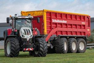 Schuitemaker Rapide 8400-plus multi-purpose wagon