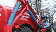 Schuitemaker Robusta pompwagen