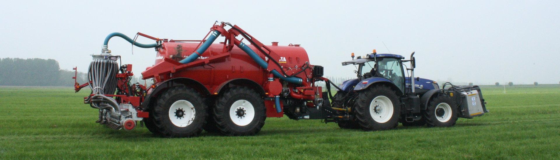 Schuitemaker Robusta 145 tankwagen