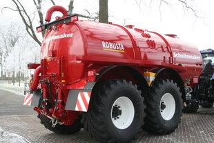 Schuitemaker Robusta 190 tankwagen
