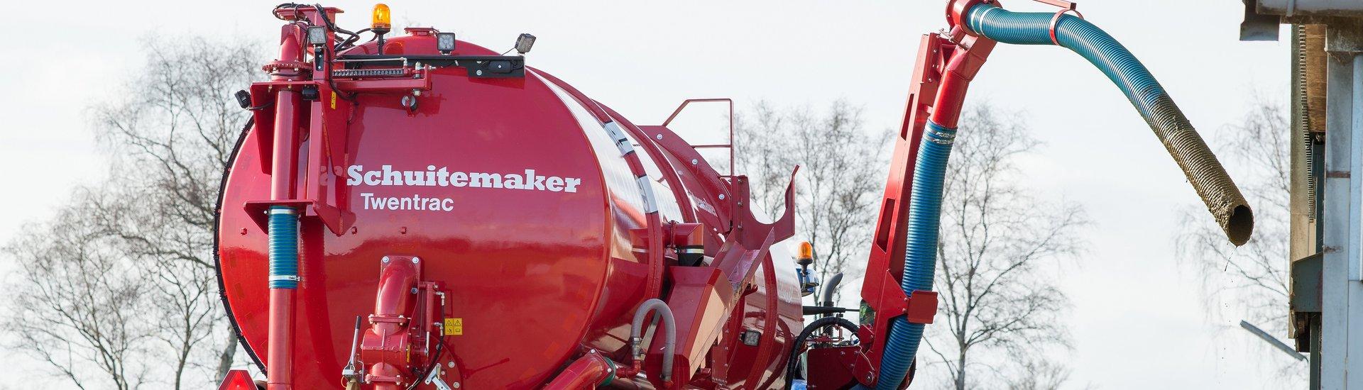 Schuitemaker Robusta 340 Transport tank