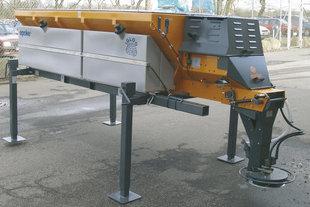 Epoke / Schuitemaker fietspadstrooier S2300