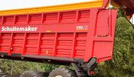 Schuitmaker Häckseltransportwagen