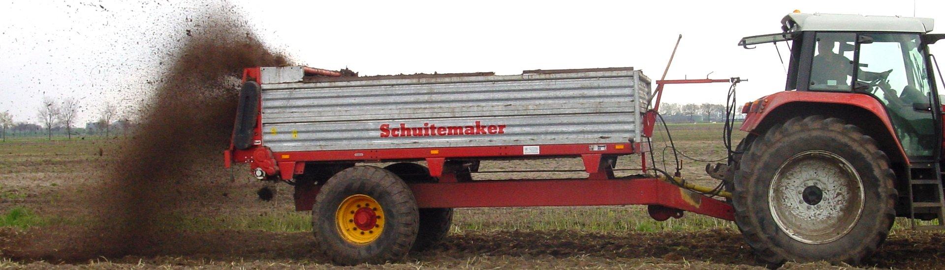Schuitemaker spreader