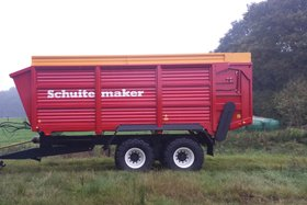 Schuitemaker silagewagen