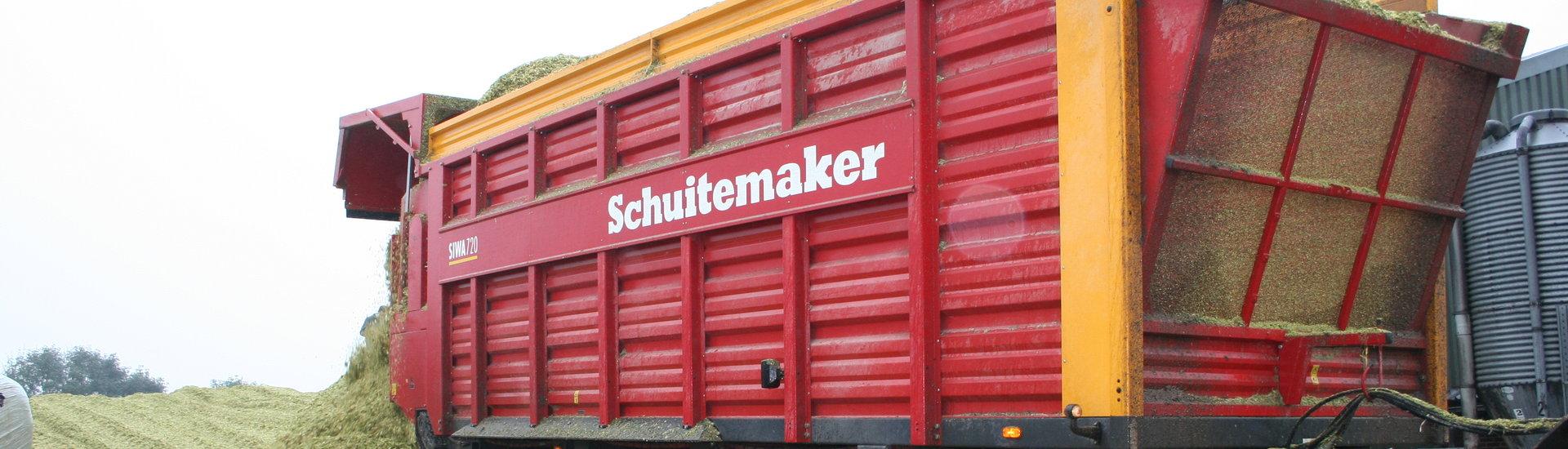 Schuitmaker silagewagon