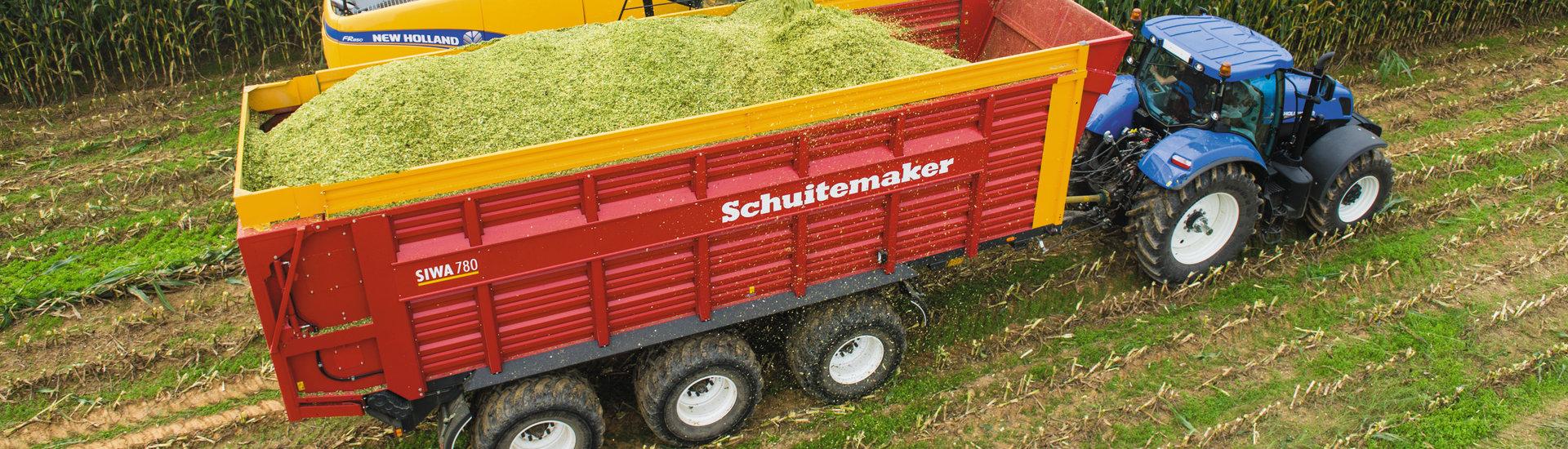 Schuitemaker Maiswagen
