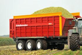 Schuitemaker silage wagon