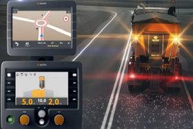 Schuitemaker strooier, strooimanagementsysteem, dataregistratie routes